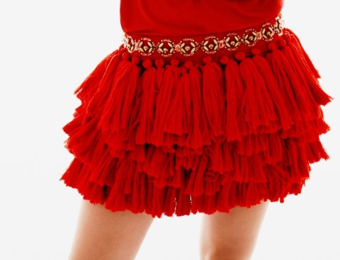HM_red fringe for VDAY | FashionDailyMag