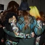 BACKSTAGE NICOLE MILLER Fall/Winter Fashion Show