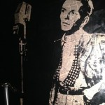 Frank Sinatra Hollywoodgraffiti by Greg Auerbach