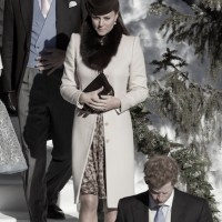 spotted: CATHERINE duchess of cambridge and Prince William
