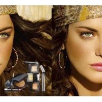 SPRING BEAUTY: light sun-kissed make-up