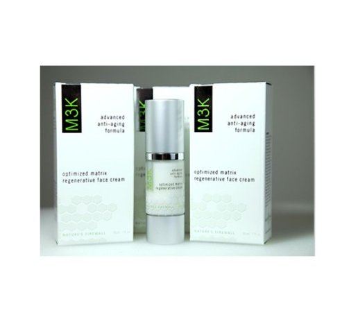 M3K Optimized Matrix Regenerative Face Cream FASHIONDAILYMAG spring beauty