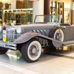Liberace Rhinestone Roadster-Moet and Chandon Toasts HBO's Behind the Candelabra fashiondailymag 2