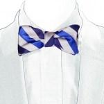MAISON F bowtie blue FashionDailyMag sel 18