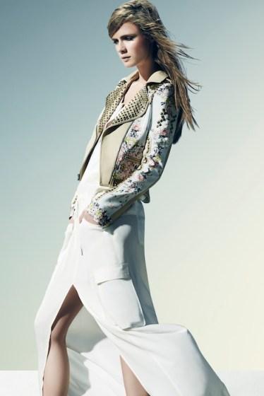 BCBG Max Azria Resort 2014 fashiondailymag selects 1