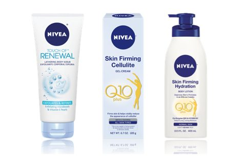 NIVEA skin firming 3 steps for summer | FashionDailyMag