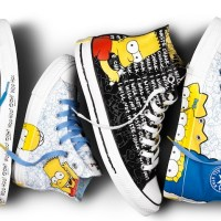 CONVERSE x SIMPSONS Collection