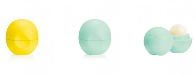 EOS lip balm for summer | FashionDailyMag