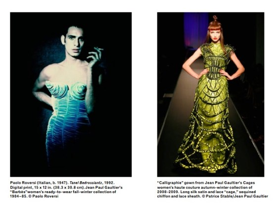GAULTIER exhibition TANEL brooklyn museum | FashionDailyMag