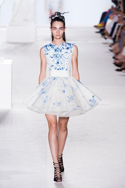 GIAMBATTISTA VALLI haute couture fall 2013 fashiondailymag sel 14