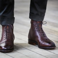 Grenson X Foot The Coacher mens shoes
