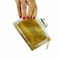 CLUTCH goes glitter for Holiday