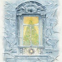 TIFFANY + CO Festive Holiday Windows