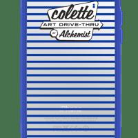 Art Basel:  Art Drive-thru colette at alechemist