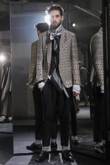 HAIDER ACKERMANN Menswear Fall 2014 fashiondailymag sel 8