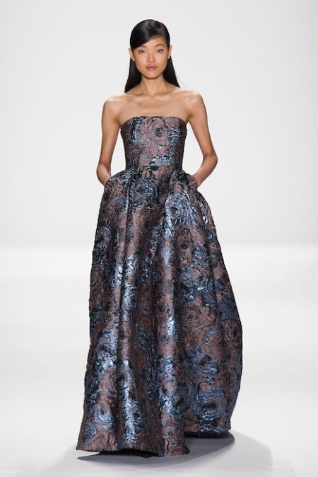 BADGLEY MISCHKA Fall 2014 NYFW fashiondailymag sel 25