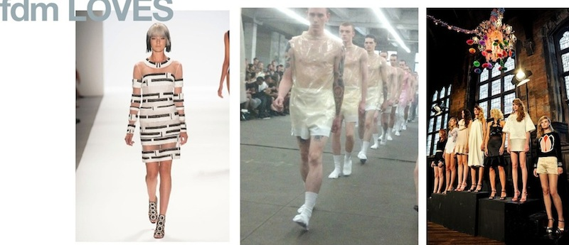 fdm fashiondailymag loves NYFW
