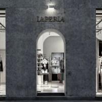 LA PERLA celebrates Milan flagship re-opening