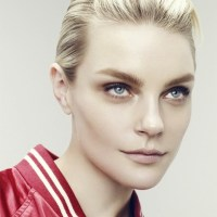 JESSICA STAM sporty chic in the edit