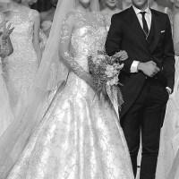 PRONOVIAS bridal featuring Anne V.