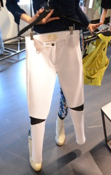 brigitte segura at NICOLE MILLER resort 2015 details FashionDailyMag