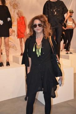 brigitte segura Cynthia Rowley Spring 2015 Fashion daily mag sel 17
