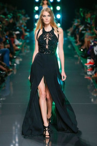 Elie Saab SS15 PFW Fashion Daily Mag sel 30 copy