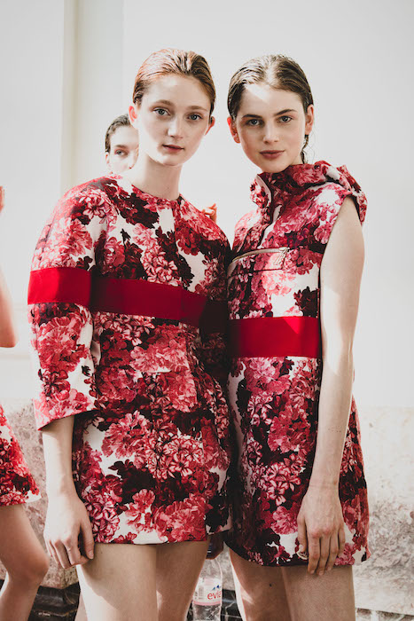 MONCLER GAMME ROUGE ss15 PFW FashionDailyMag sel bs 9