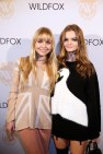 Kerris Dorsey and Justine Dorsey Wildfox store opening FashionDailyMag