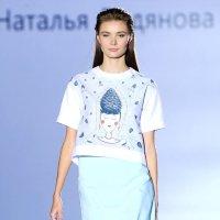 ZARINA +  NATALIA VODIANOVA ss15 MBFW Russia