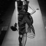 sasha luss gaultier hc ss15 fashiondailymag