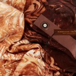MAGNUM x BCBG wearable chocolate