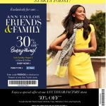 Shop the Ann Taylor 2012 Friends and Family sale starting August 1st