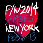 Mercedes-Benz Fashion Week Fall 2014 schedule announced