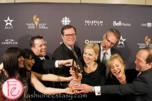 Best Local Newscast- (Global Toronto) Ward Smith, Jason Keel, Amy Saracino, Dave Trafford, Mark Trueman- 1st Canadian Screen Awards - Television & Digital Media Awards Show