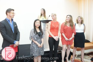 Deborah Lau-Yu, Jennifer Bassett - 1st CAFA Canadian Arts & Fashion Awards