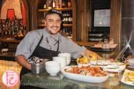 Chef Steve Gonzalez