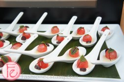dessert bar by Ritz Carlton-1st CAFA Canadian Arts & Fashion Awards