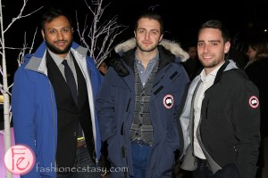 "Canada Goose trillium parka outlet discounts - Harry Rosen x Canada Goose ""Get Out There"" Launch Party on the ..."
