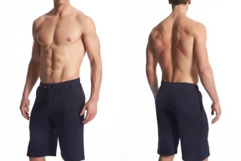 tani cotton lounge shorts