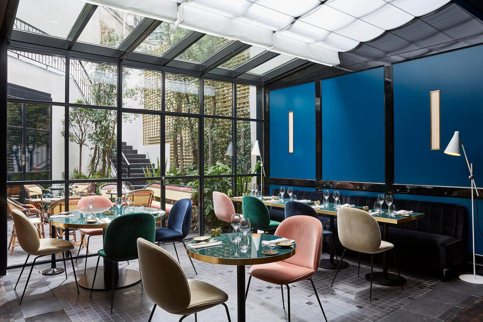 Le Roch Hotel Paris Le Roch Hotel A Stylish Oasis In The Heart Of