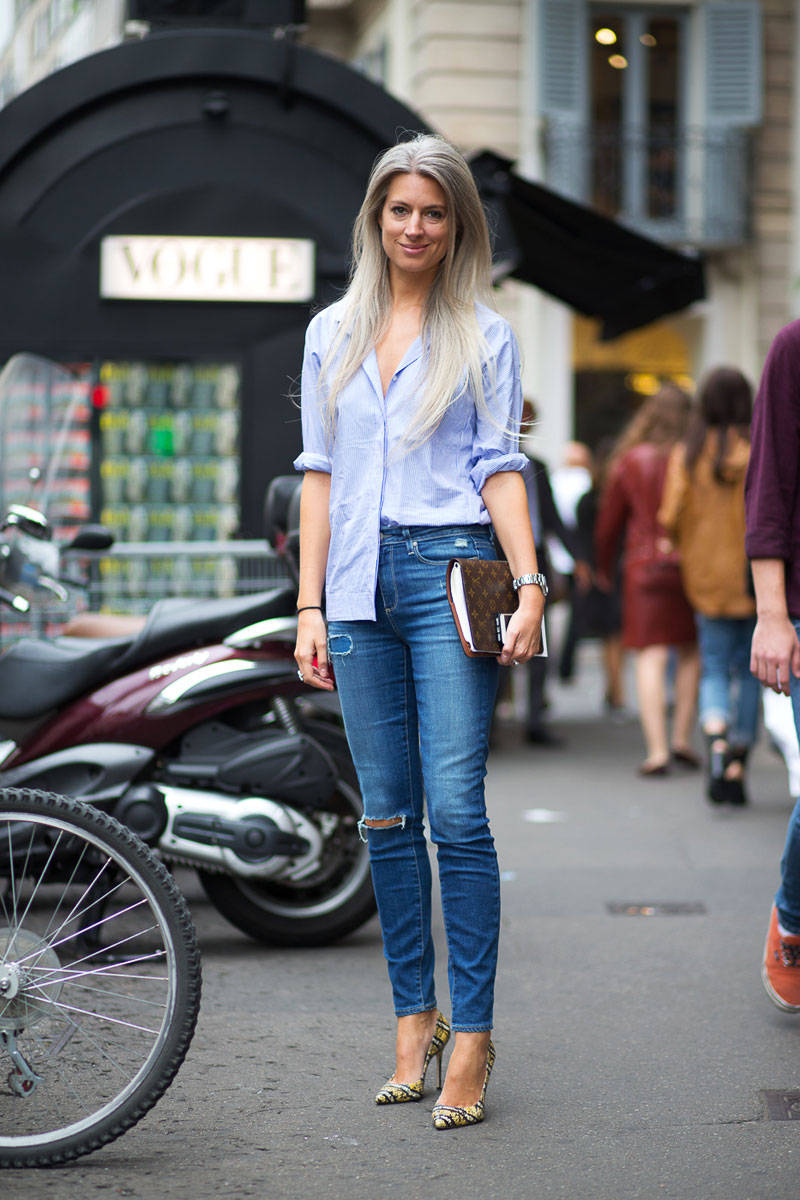 26, 2014 at 800 × 1200 in milan fashion week spring 2015 street style