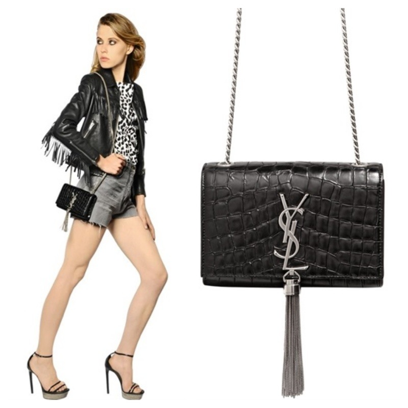 tassel bag ysl Archives - Fashion For Lunch.