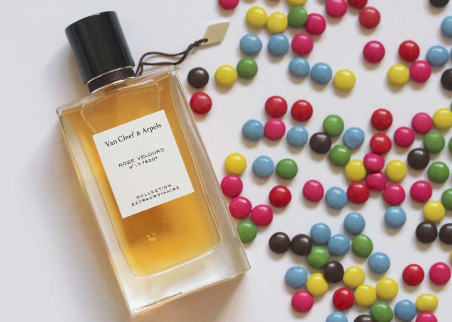 van cleef and arpels rose velours perfume