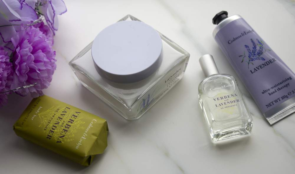 Dad's Choice Crabtree & Evelyn review lavender london beauty blogger review fashion style lavender scents for men