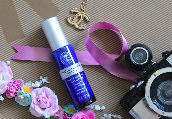Neal's Yard Remedies New Frankincense Intense Concentrate sale cream uk discount fashion beauty uk beauty blogger fashion blog uk cool natural beauty