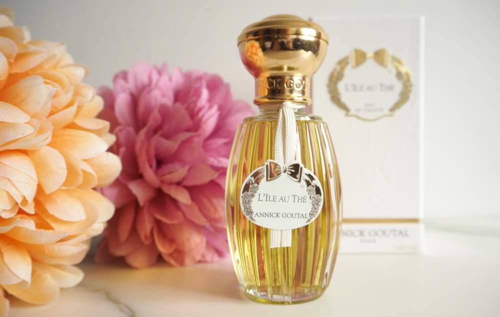 Annick Goutal L'ile au Thé perfume cologne parfam new 2015 release