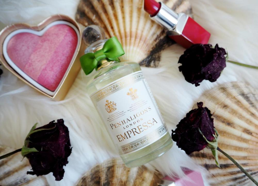 Perfume: Penhaligon's 'Empressa'