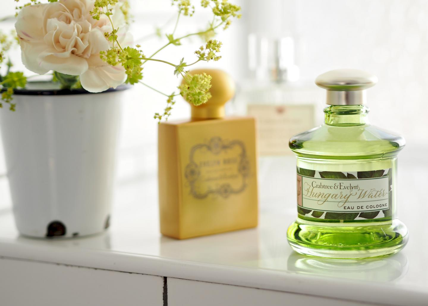 Fragrance My Three Favourite Crabtree Evelyn Perfumes
