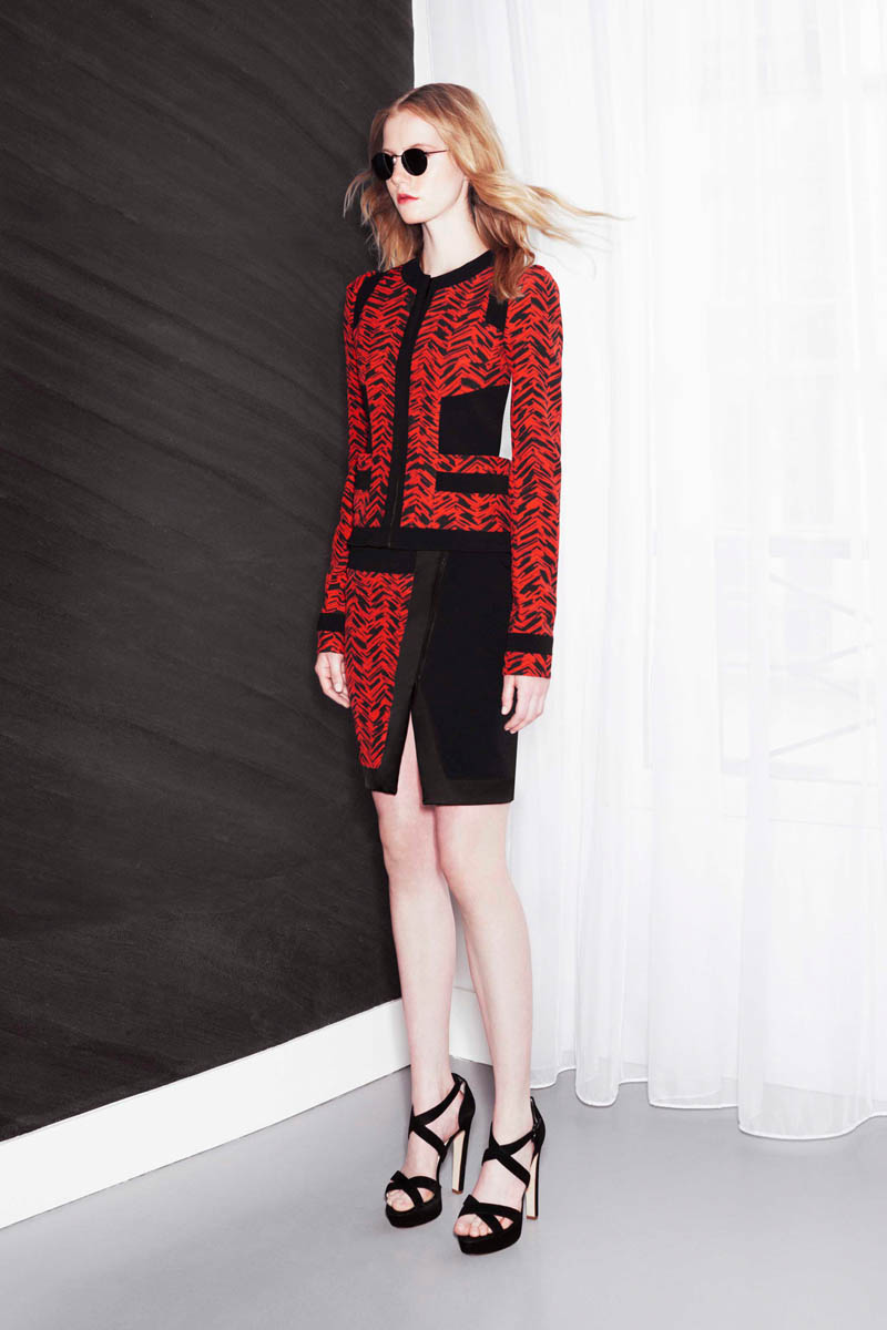 Art Deco Style Jackets Maxime Simoens Resort 2014 Collection | Fashion Gone Rogue